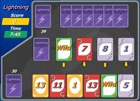 Lightning Kartenspiel