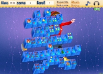 weihnachts bubble shooter