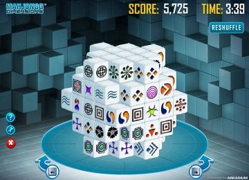 mahjongg dimensions kostenlos spielen