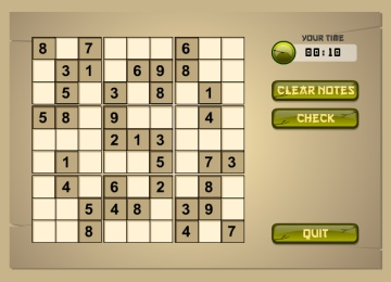 die zeit sudoku spielen